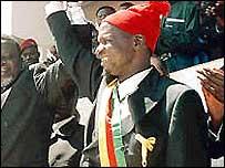 Former President Kumba Yala