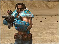 Screenshot from Unreal Tournament 2004