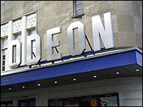 Odeon Cinema in Jersey