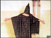 Iraqi Prisoner