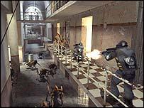 Screenshot from Half-Life 2