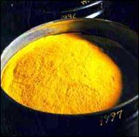 Yellowcake uranium