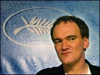 Quentin Tarantino chairing the Cannes jury