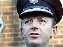 Chief constable Hugh Orde