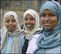 Inmigrantes musulmanas en Londres