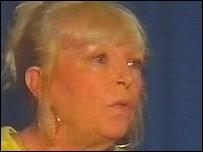 Jane Southard found her friend Caroline Evans' body