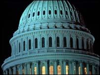 US Capitol building, BBC