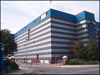 Birds Eye's Grimsby factory