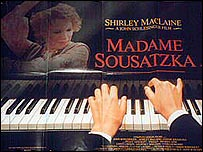 Shirley MacLaine in Madame Sousatzka