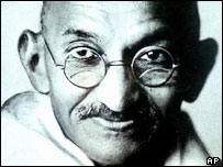 Mahatma Gandhi: Revered as father of the nation