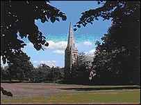 St Paul's Church, Heslington