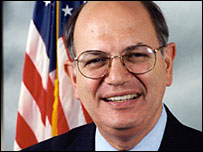 US Representative Martin Frost (Photo courtesy of his office)