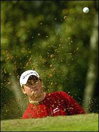 Portstewart golfer Graeme McDowell