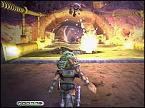 Screenshot of Conker