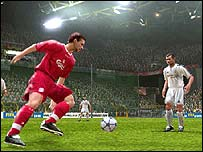 Screenshot of Fifa 2005