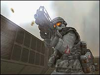 Screenshot of Killzone