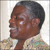 Brown James Mpinganjira