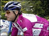 Italian rider Alessandro Petacchi