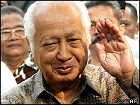 General Suharto (archive picture)