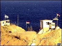 Egypt-Israel border