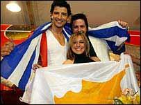 Greek and Cypriot singers