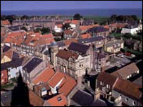 Berwick: picture courtesy of Freefoto.com