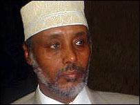 Somali presidential candidate Abdulkassim Salat Hassan