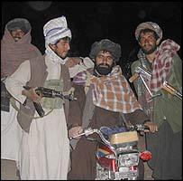 Taleban in Zabul province, 2004