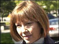 New York Times reporter Judith Miller