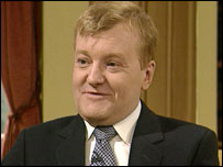 Charles Kennedy, MP, Leader of the Liberal Democrats