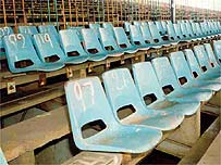 Executive seats in the Independence Stadium