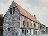 Dragon Hall, Norwich
