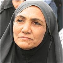 Kandahar voter