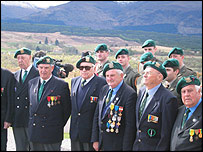 Some of 4 Commando at Achnacarry