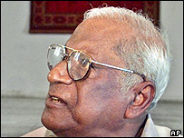 A.B. Bardhan, Secretary General of the Communist Party of India