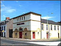 Dumfries Theatre Royal (Picture courtesy of Theatre Royal)