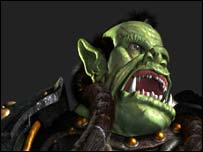 Image from Warcraft III, Blizzard