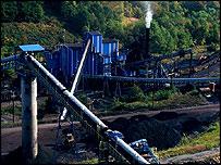 West Virginia mine (Photo: EyeWire)