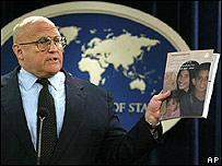 Richard Armitage, secretario adjunto del Departamento de Estado de EE.UU.