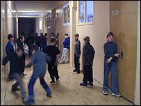 Moscow schoolchildren