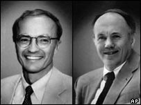 prescott kydland win nobel prize summary Edward c prescott and finn e kydland shared the 2004 nobel prize in economics, for their studies of dynamic macroeconomics, including the causes of business cycles and the time framing of economic policy while remaining active in academia, since 1981 prescott has also been a monetary advisor at .