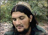 Militant commander, Abdullah Mehsud
