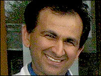 Dentist Simon Sobhani - courtesy of North Wales Newspapers
