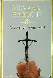 Pope John Paul II's book
