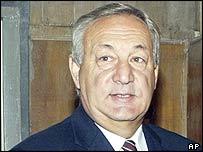 Sergey Bagapsh
