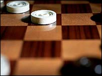 Game of draughts, Eyewire