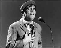 Norman Wisdom in his younger days