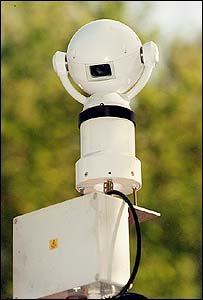 Westminster wi-fi CCTV