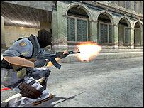 Screenshot of Counter-Strike: Source