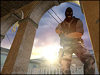 Screenshot of Counter-Strike: Source